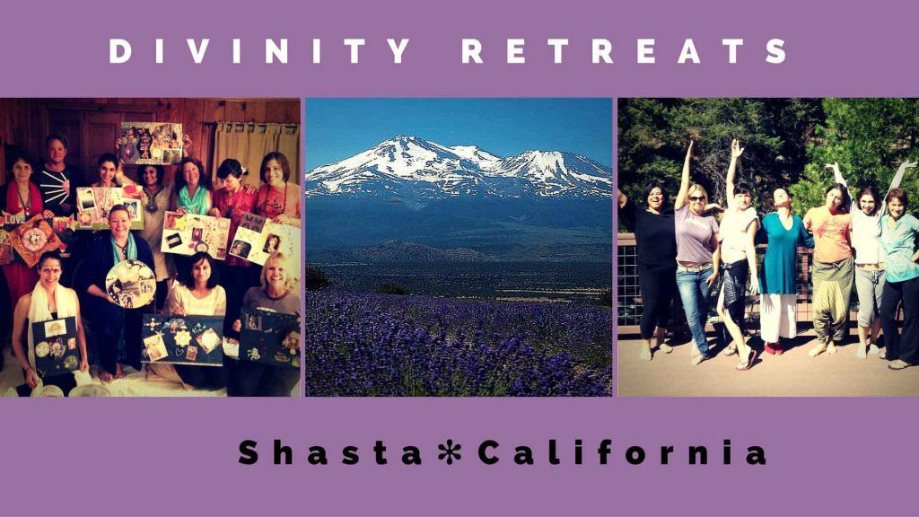 Shasta Holistic Retreats - Marta Maria MA - Holistic Practitioner