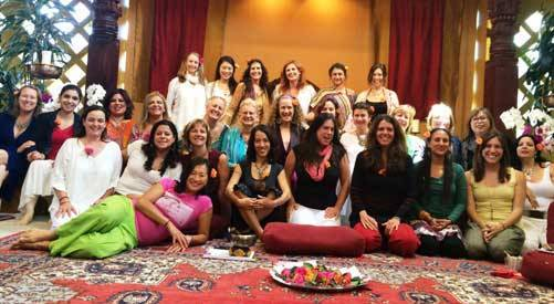 Temple Woman Events